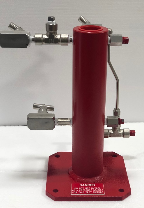 Axelson Test Stand Fixture