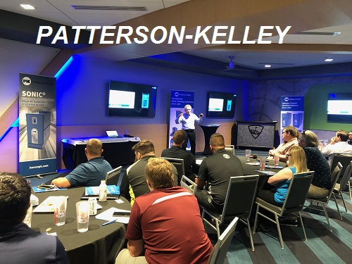 patterson-kelley boiler lunch event