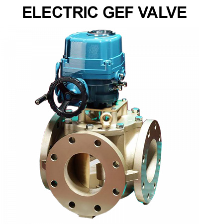 amot electric g valve